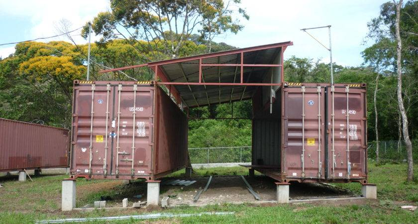 Building Shipping Containers Container
