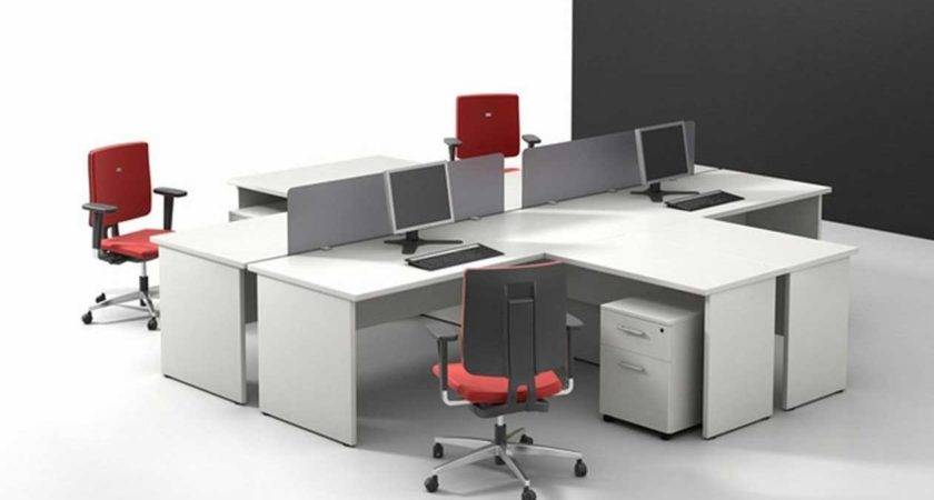 Built Office Desk Designs