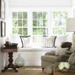 Built Window Seat Cottage Living Room Courtney