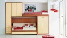 Bunk Bed Ideas Small Rooms Home Decorating