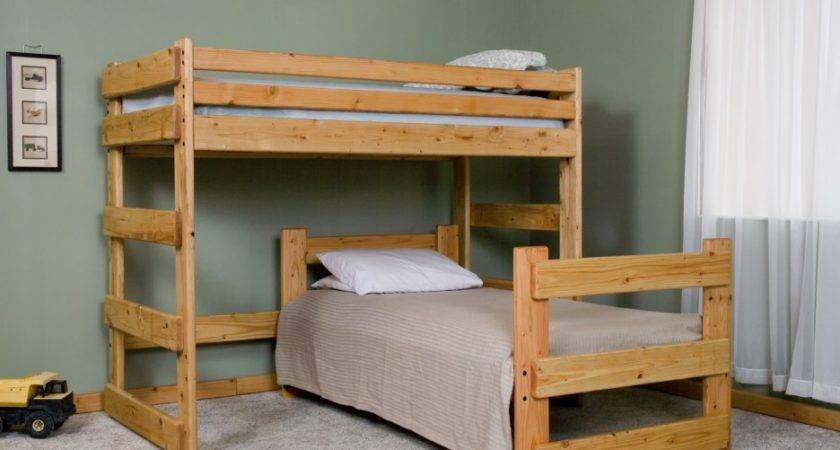 Bunk Bed Plans Twin Over Discover Woodworking