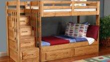 Bunk Bed Storage Stairs Plans Jessie Stair Ideas