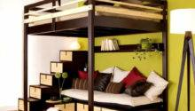 Bunk Beds Loft Both Great Small Spaces