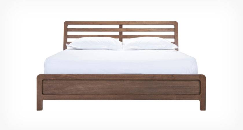 Burrows Platform Bed