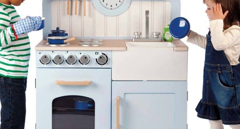 Buy Role Play Wooden Country Kitchen Tts
