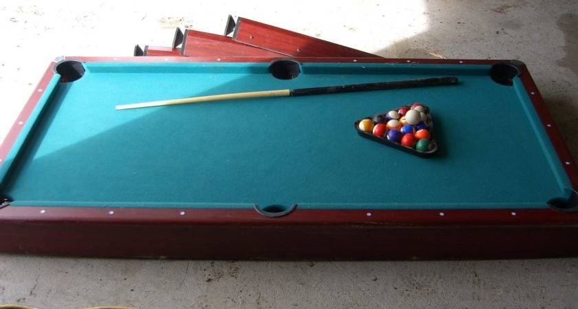 Buy Treasures Small Pool Table