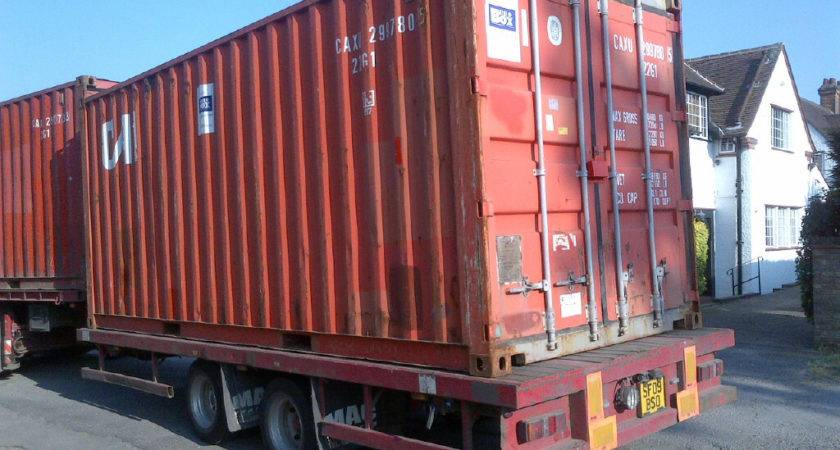 Buying Tips Second Hand Shipping Containers