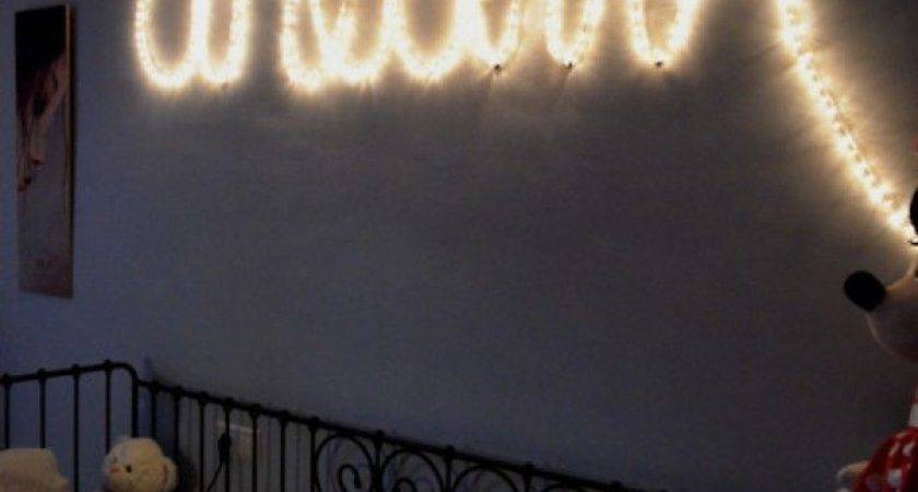 Can String Lights Make Your Bedroom Look Dreamy