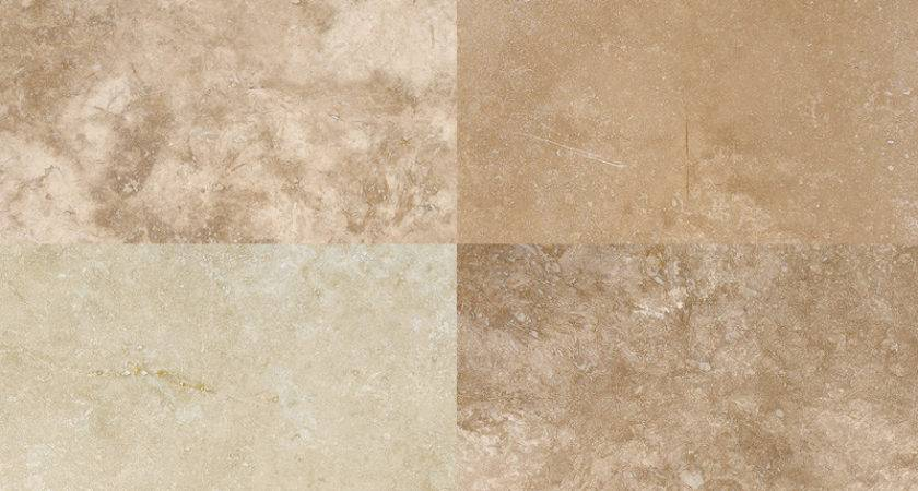 Canyon Honed Filled Travertine Tiles Marble System