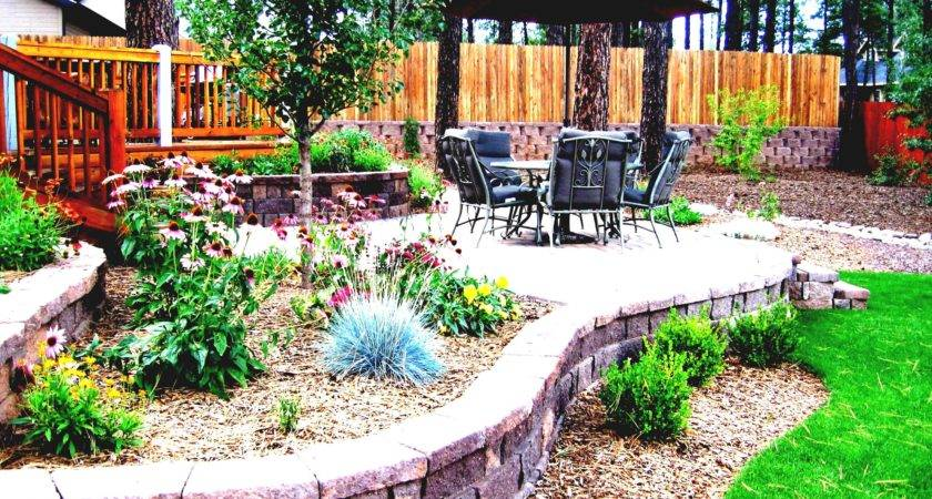 Cheap Easy Backyard Ideas Borderline Genius