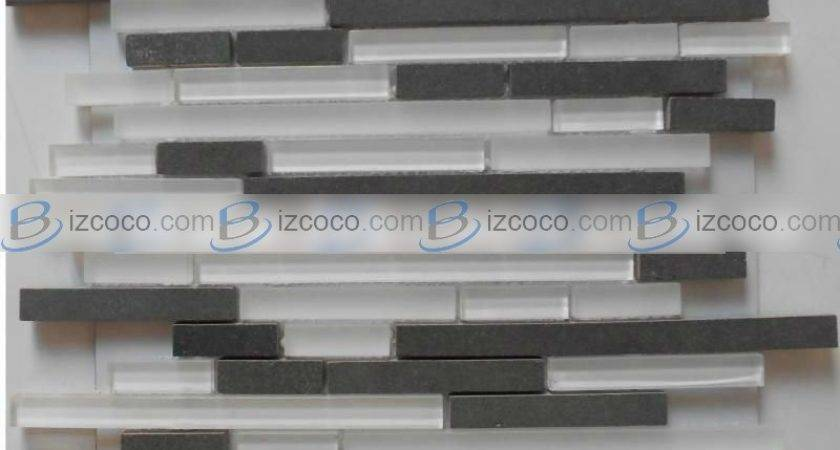 Cheap Glass Mosaic Tile Bizgoco