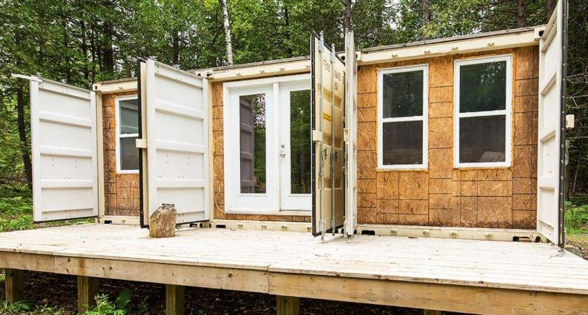 Cheap Shipping Container Homes House Design
