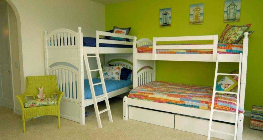 Childrens Beds Small Rooms Home Design