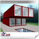 China Foot Office Accommodation Container House