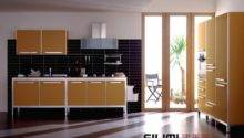 China High Gloss Kitchen Cabinet Bathroom