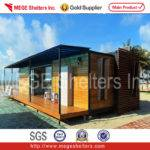 China Shipping Container House Sea Mgch