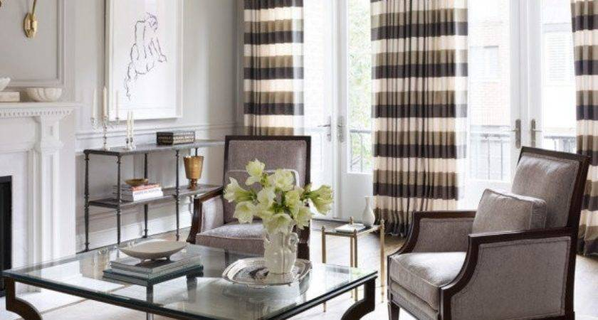 Choose Curtains Your Living Room