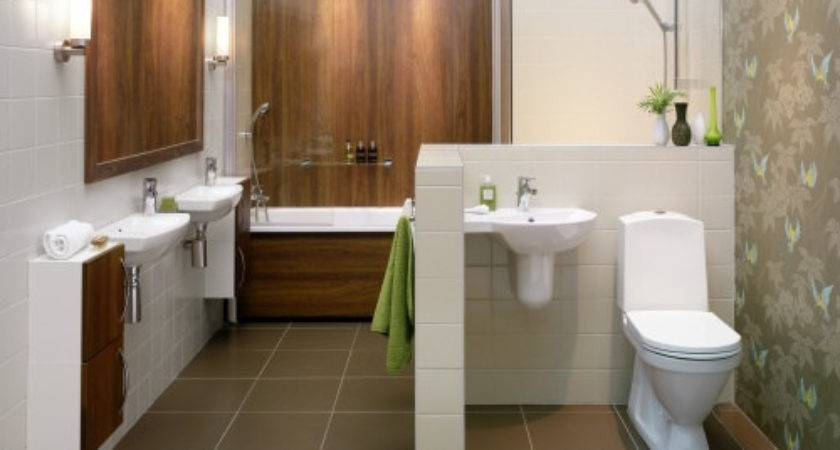 Choosing Simple Bathroom Design Actual Home