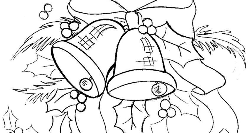 Christmas Coloring Town