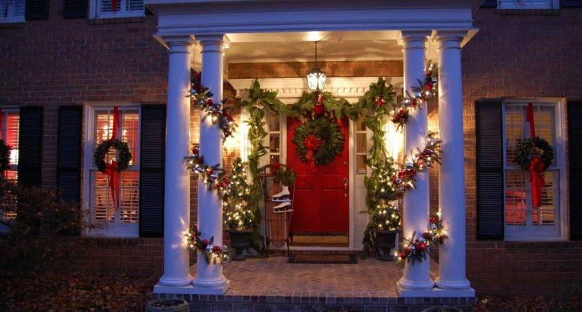 Christmas Decorating Ideas Your Porch