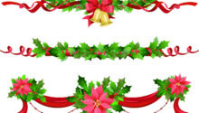 Christmas Decorations Cliparts