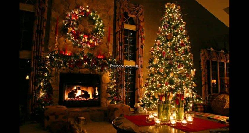 Christmas Decorations House Inside Indiepedia