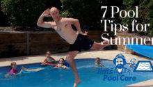 Christmas Summer Pool Tips Jim Care Call