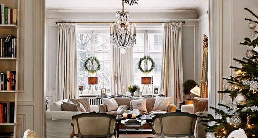 Christmas Swedish Way Home Bunch Interior Design Ideas