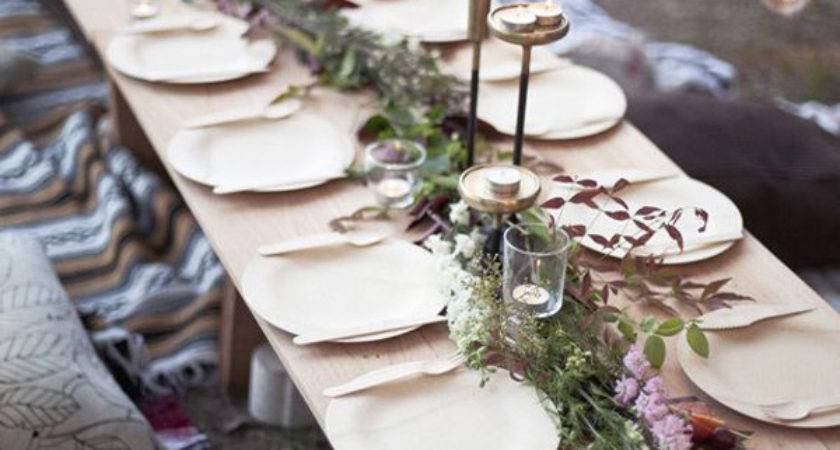 Christmas Table Decorations Natural Styles Home