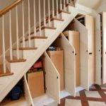 Clever Ways Utilize Awkward Space Under Your Stairs