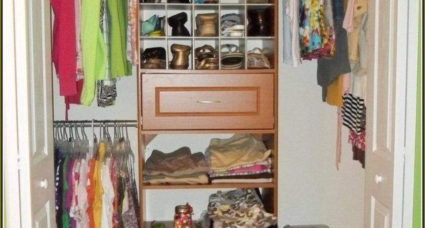 Closet Organizer Ideas Small Closets Home Design