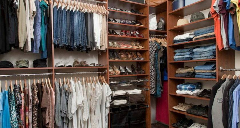 Closet Organizers Small Walk Closets Home Design