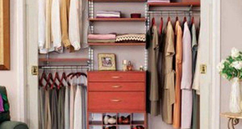 Closet Storage Small Spaces Ideas Advices