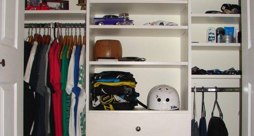 Closets Awesome Organizers Arts White Color