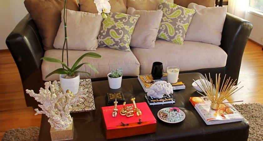Coffee Table Beautiful Centerpieces Ideas