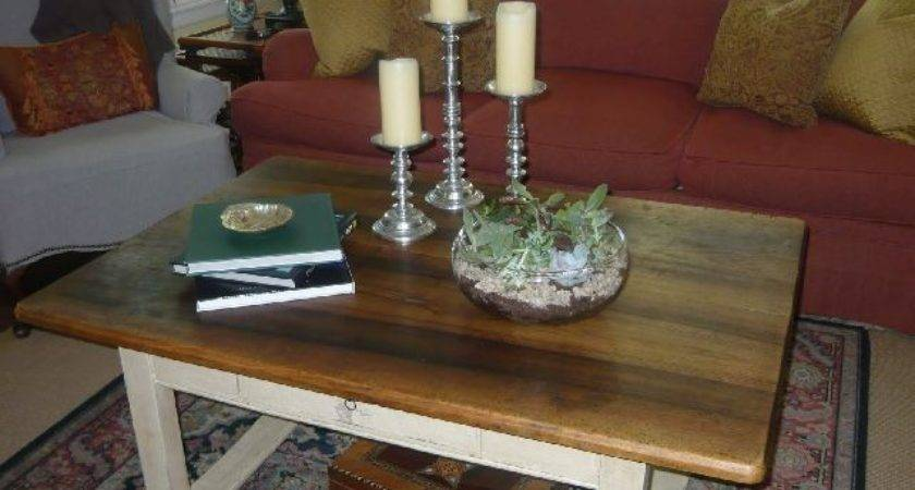 Coffee Table Centerpieces Ideas