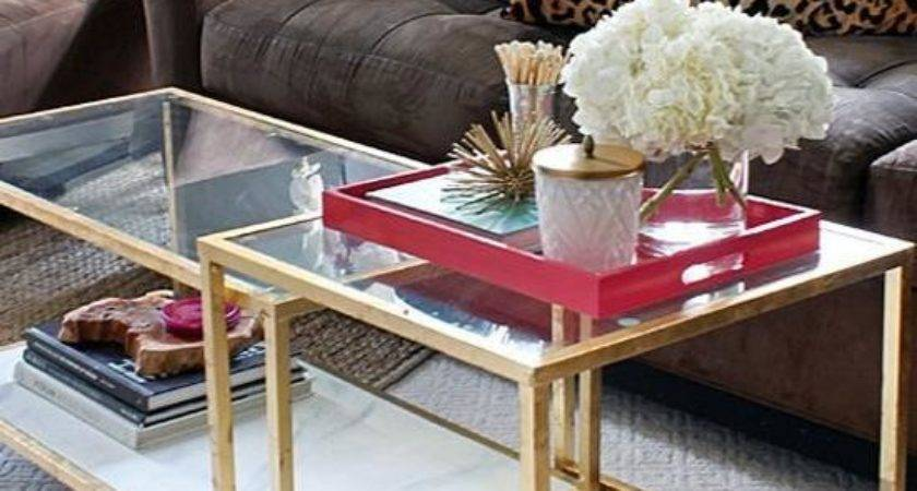 Coffee Table Decoration Ideas Creating Wonderful Floral