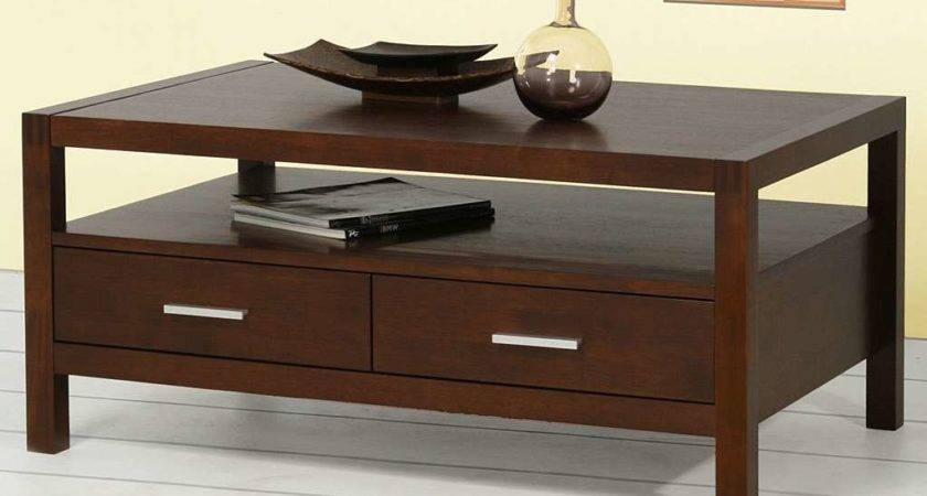 Coffee Tables Ideas Table Drawer Talisman Espresso