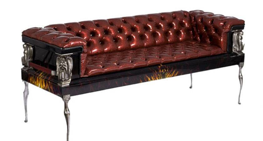 Coffin Couches Tevami Inspirational Unique