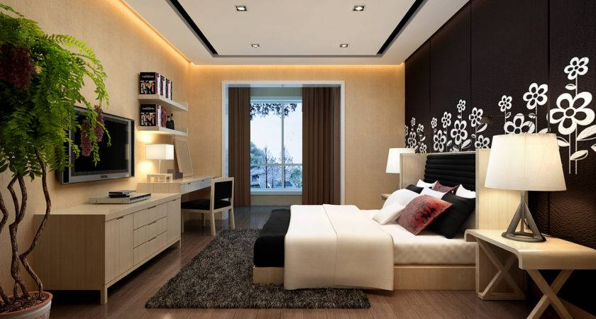 Collection Modern Bedroom Fully Furnished Model Max