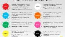 Color Affects Mood Home Design