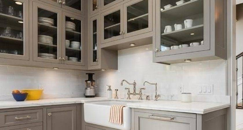 Color Paint Kitchen Cabinets