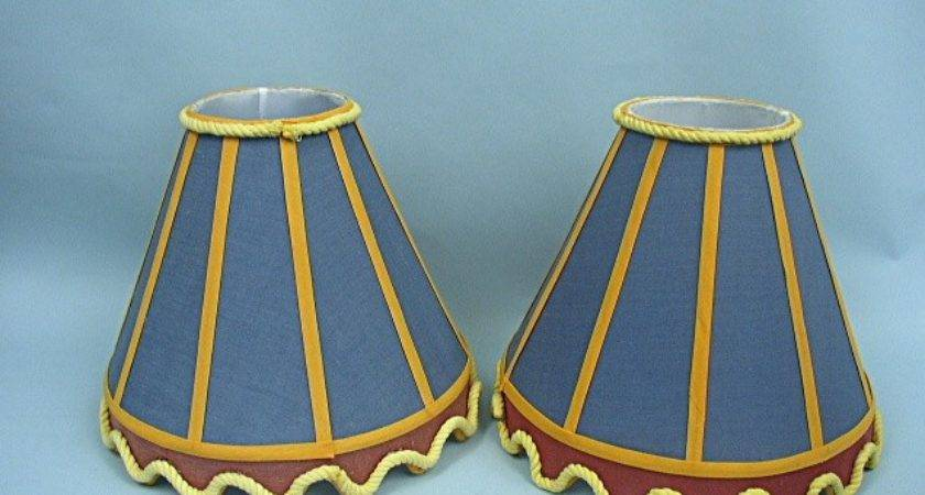 Colorful Cloth Lamp Shade Take One Both Ebay