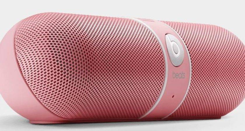 Colorful Compact Bluetooth Speakers Any Mom