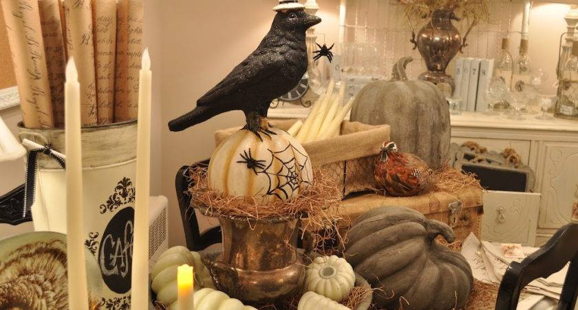 Comfy Rustic Halloween Decor Ideas Interior God