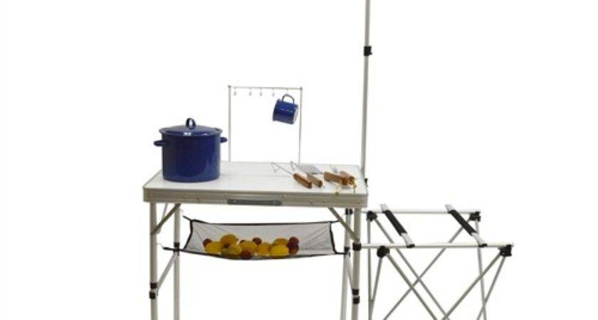 Compact Outdoor Multi Utility Table Mac Sports Store