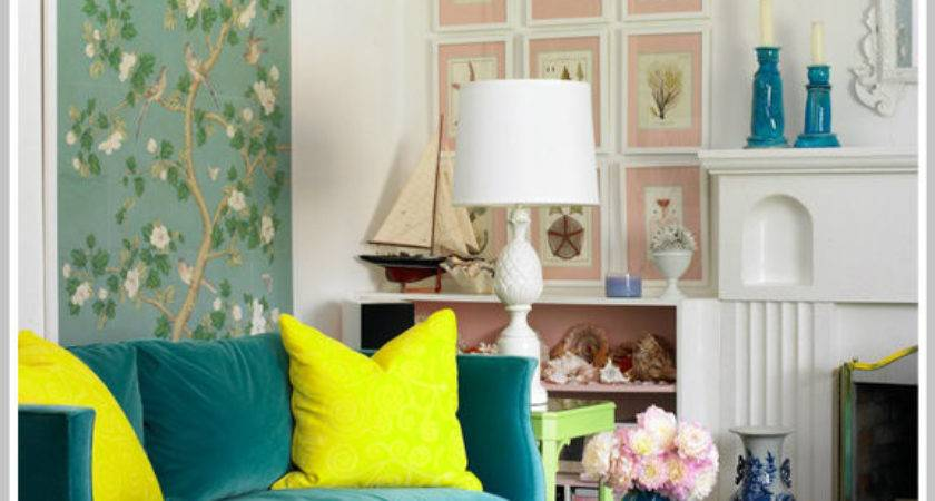 Complementary Colors Interior Design Inspirational
