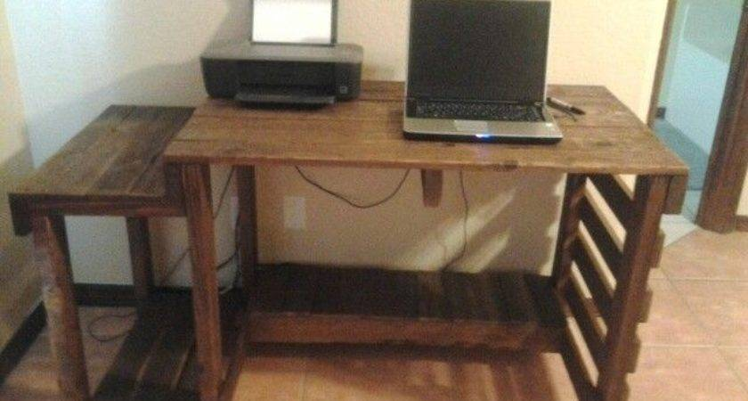 Computer Desk Diy Plans Woodworktips