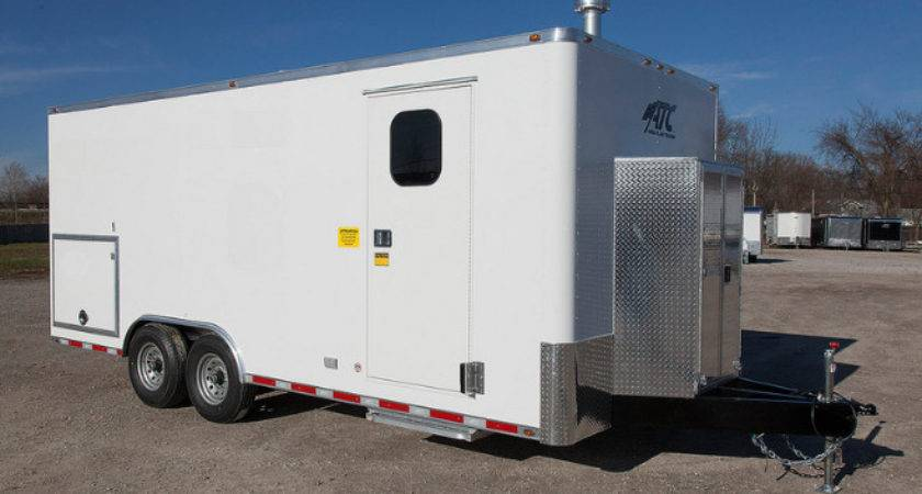Concession Trailers Speciality Custom Designed