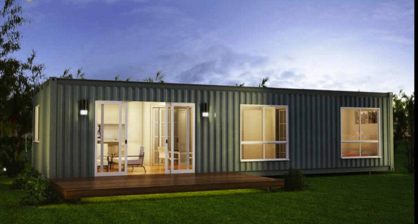 Container House Blue Mountains Shipping Home